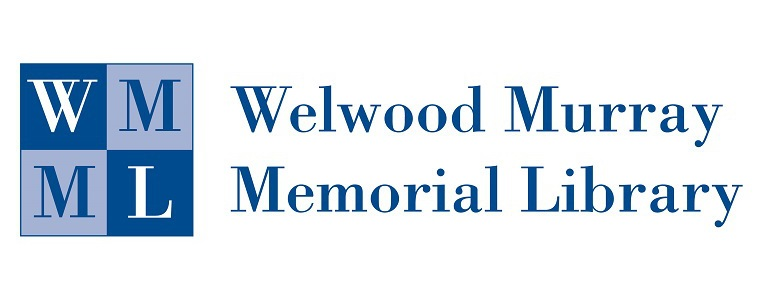 Welwood Murray Memorial Library Logo 2