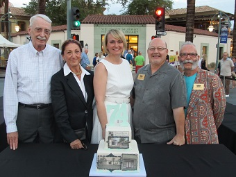 Harry R. Courtright, Linda Futterer, Jeannie Kays, Ron Willison, David Gray