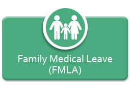 buttons - Family Medical Leave (FMLA)