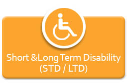 buttons - Short and Long Term Disability