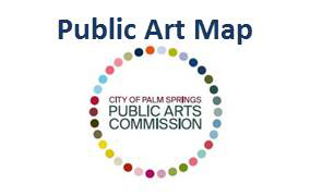 Public Art map logo