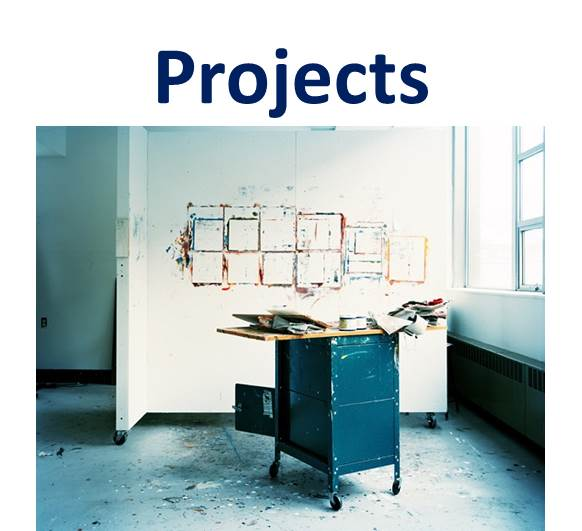 Left Side Projects Page Image