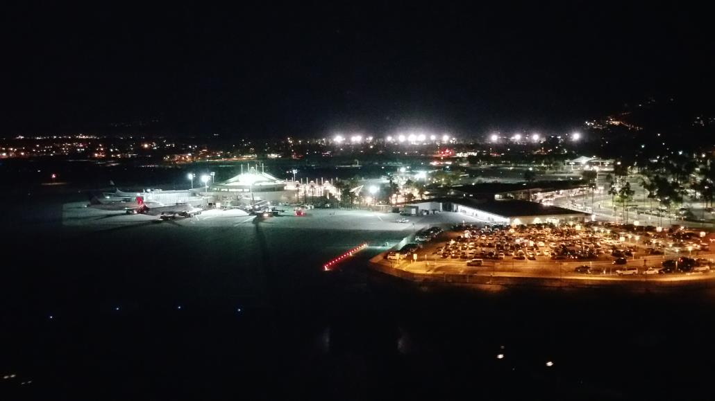 Nightview Palm Springs Airport