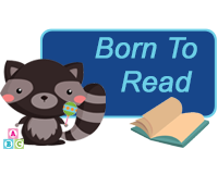 Born to Read Button