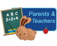 Parents & Teachers Button
