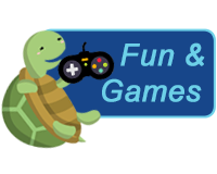 Fun & Games Button