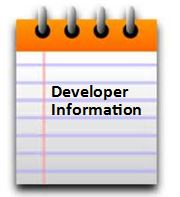 Developer Information