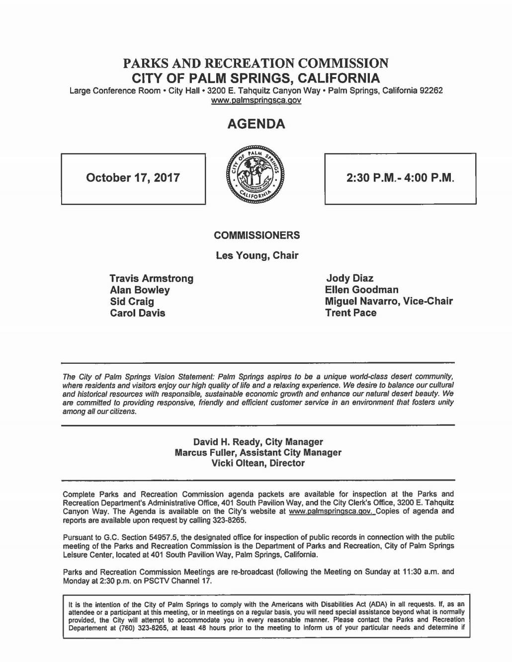 Parks and Recreation Commission Meeting 10172017_Page_1