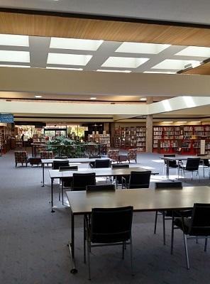 Main Library Atrium @ PSPL