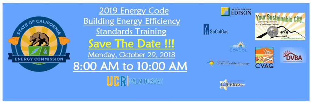 Energy Efficiency Training header