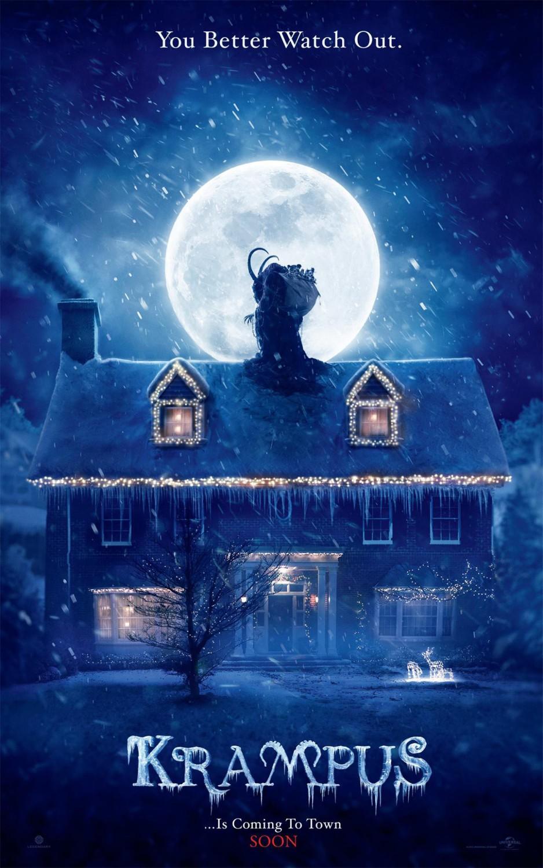 Krampus movie poster