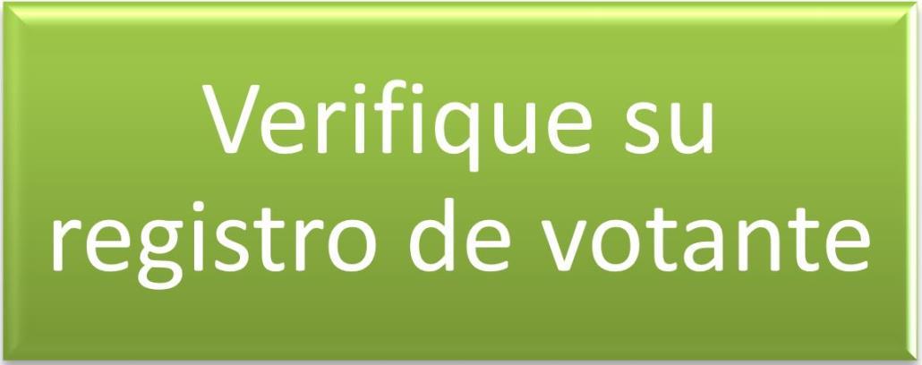 Verify Voter Registration - Spanish