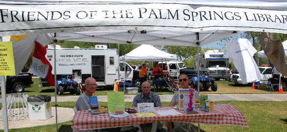 Friends of Palm Springs Library