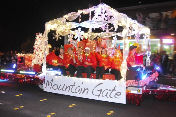 Festival of Lights Parade