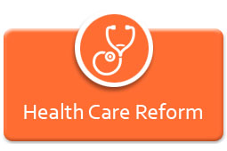 buttons - Health Care Reform