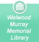 Welwood Murray Memorial Library Homepage