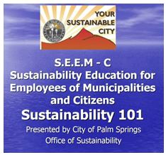Sustainability 101 Cover Slide