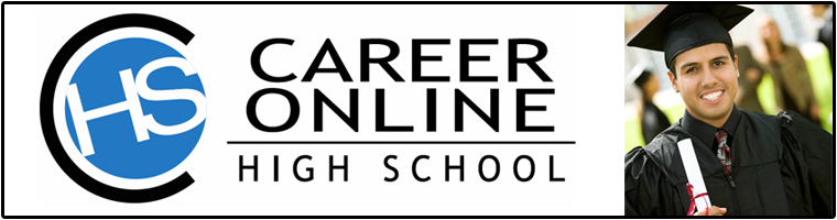 Career Online High School 1 With Graduate NEW