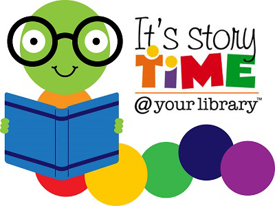 It's Story Time @ Your Library