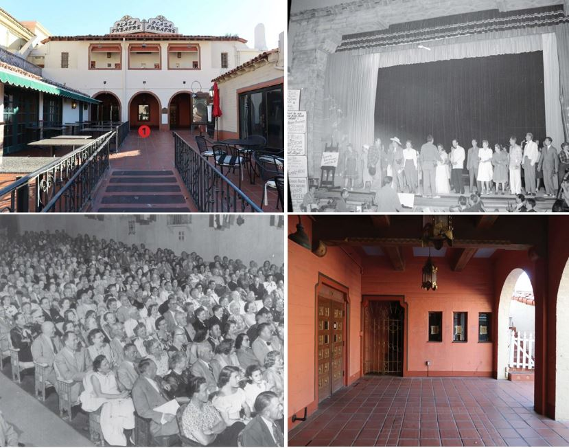 Historic Plaza Theatre Images