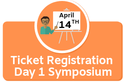 Button to click if interested in registering for Day 1 Symposium, Tours & Post Event Gathering