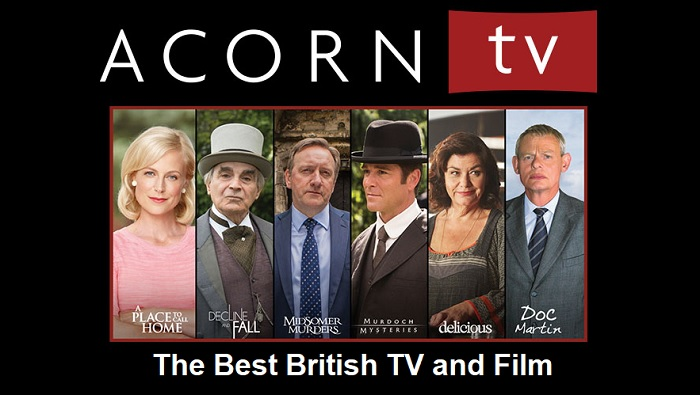 Acorn TV: Best British TV and Film