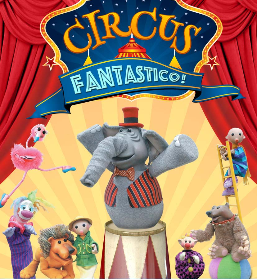 circus puppet show