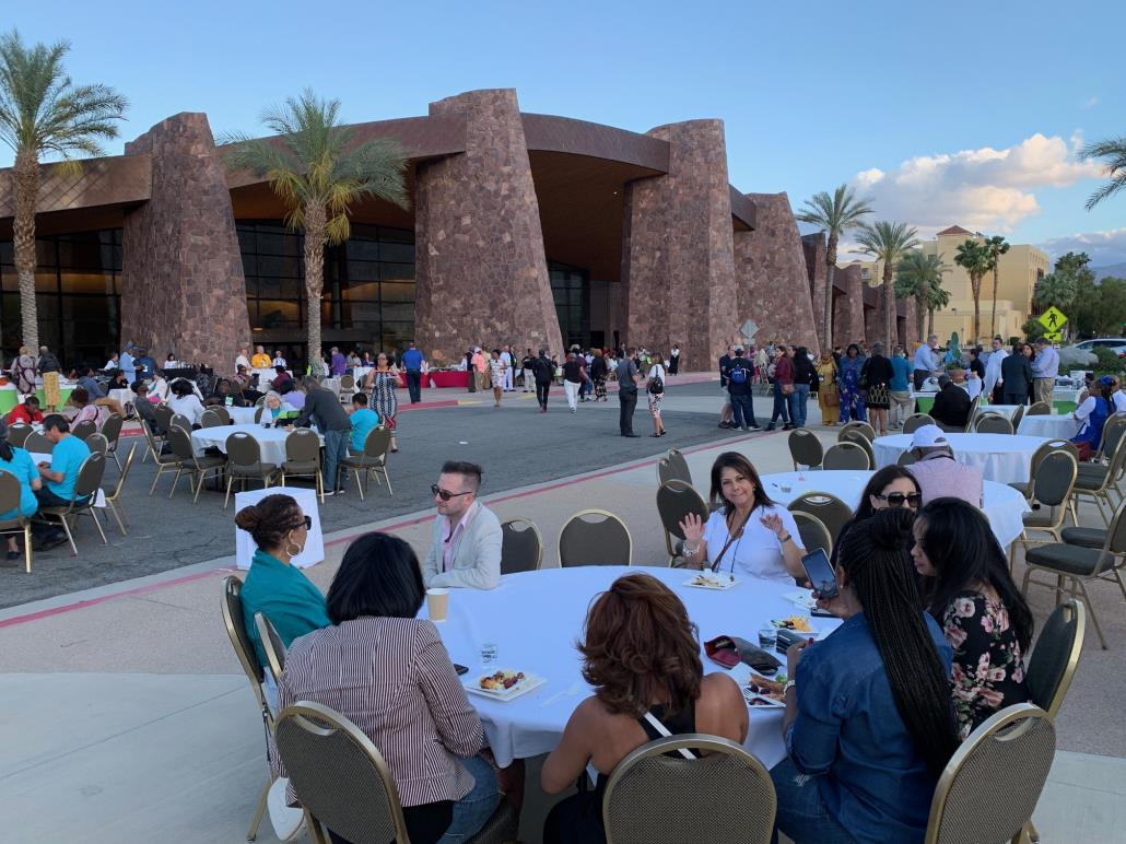 Mayor & Tribal Chairman's Reception