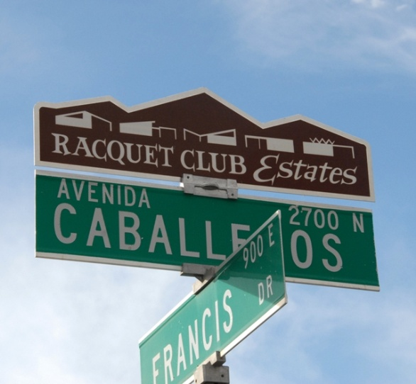 Racquet Club Estates