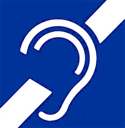 Hearing Impaired Logo