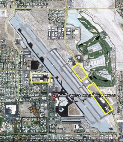 PSP Aviation Properties Map