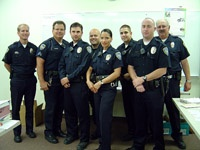 Police Department Officers