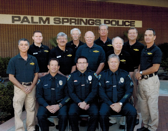 The Palm Springs Police Department, Palm Springs, California