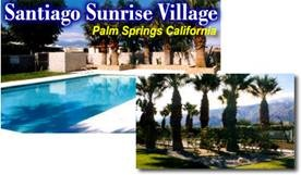 Santiago Sunrise Village Mobile Homes