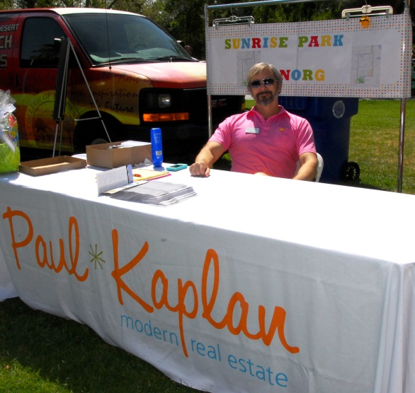 Paul Kaplan/Sunrise Park